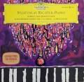 【モノラル】 リヒテルのラフマニノフ/ピアノ協奏曲第2番ほか 独DGG 2995 LP レコード