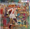 【モノラル】 モントゥーのストラヴィンスキー/「ペトルーシュカ」 独RCA 2995 LP レコード