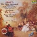 マッケラスのモーツァルト/アイネ・クライネ・ナハトムジークほか 独TELARC 2640 LP レコード