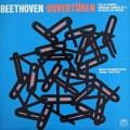 【モノラル】 クリップスのベートーヴェン/序曲集 独Concert Hall 2995 LP レコード