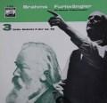 【モノラル】 フルトヴェングラーのブラームス/交響曲第3番 独ELECTROLA 2995 LP レコード