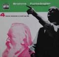 【モノラル】 フルトヴェングラーのブラームス/交響曲第4番 独ELECTROLA 2995 LP レコード