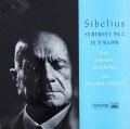 【モノラル】 サージェントのシベリウス/交響曲第2番 英EMI(HMV) 2995 LP レコード