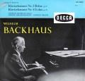 【モノラル】 バックハウス&クラウスのベートーヴェン/ピアノ協奏曲第2&4番 独DECCA 2995 LP レコード