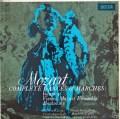【モノラル】 ボスコフスキーのモーツァルト/「舞曲と行進曲集」(第1巻) 英DECCA 2995 LP レコード