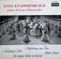 【モノラル】 クナッパーツブッシュのチャイコフスキー/組曲「くるみ割り人形」ほか 独DECCA 2995 LP レコード