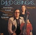 ゲリンガス&シャッツのリサイタル 独eurodisc 3001 LP レコード