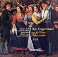クナッパーツブッシュのチャイコフスキー/組曲「くるみ割り人形」ほか  独DECCA  3001 LP レコード