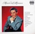 デル=モナコのオペラ名曲集 独DECCA 3001 LP レコード
