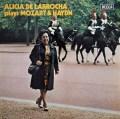 【オリジナル盤】 ラローチャのモーツァルト/ピアノソナタ第9番ニ長調ほか 英DECCA 3001 LP レコード