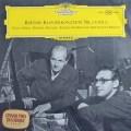 【独最初期盤】フリッチャイ&アンダのバルトーク/ピアノ協奏曲第2&3番 独DGG  3001 LP レコード