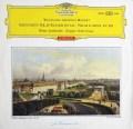 【赤ステレオ】 フリッチャイのモーツァルト/交響曲第39&40番 独DGG 3001 LP レコード