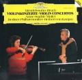 ムター&カラヤンのメンデルスゾーン&ブルッフ/ヴァイオリン協奏曲 独DGG 3001 LP レコード