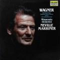 マリナーのワーグナー/序曲集 独TELARC   2720 LP レコード