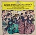 クライバーのJ.シュトラウス/「こうもり」抜粋 独DGG 3001 LP レコード