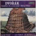 ケルテスのドヴォルザーク/交響曲第1番「ズロニツェの鐘」 英LONDON(DECCA) 3001 LP レコード