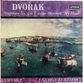 ケルテスのドヴォルザーク/交響曲第5番ほか 英LONDON(DECCA) 3001 LP レコード