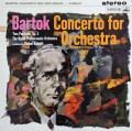 【オリジナル盤】 クーベリックのバルトーク/管弦楽のための協奏曲 英EMI(HMV) 3001 LP レコード