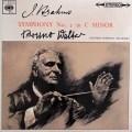 ワルターのブラームス/交響曲第1番 英CBS 3001 LP レコード