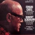 リヒテル&マタチッチのグリーグ&シューマン/ピアノ協奏曲集 独ETERNA 3001 LP レコード