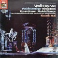 ムーティのヴェルディ/「エルナーニ」  独EMI 2845 LP レコード