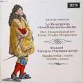 【オリジナル盤】 マゼール&グルダのR.シュトラウス/「町人貴族」&「ばらの騎士」ワルツ 英DECCA 2850 LP レコード