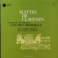 ヴェルレのフローベルガー/クラヴサン組曲集   仏ASTREE   2724 LP レコード