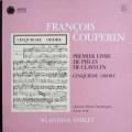 ヴェルレのクープラン/第5クラヴサン組曲 仏ASTREE    2528 LP レコード