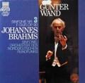 ヴァントのブラームス/交響曲第3番 独HM 2811 LP レコード