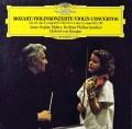 ムター&カラヤンのモーツァルト/ヴァイオリン協奏曲第3&5番 オーストリアDGG 2813 LP レコード