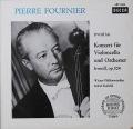 フルニエ&クーベリックのドヴォルザーク/チェロ協奏曲 独DECCA 2819 LP レコード
