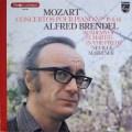 ブレンデルのモーツァルト/ピアノ協奏曲第13&14番  仏PHILIPS   2550 LP レコード