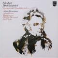 グリュミオーらのシューベルト/弦楽五重奏曲 蘭PHILIPS 2727 LP レコード