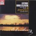 ヴァントのブルックナー/交響曲第5番 独EMI 2604 LP レコード