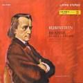 ルービンシュタインのブラームス/ピアノソナタ第3番ほか  独RCA  2625 LP レコード
