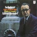ブレンデルのシューベルト/ピアノソナタ第21番ほか 蘭PHILIPS  2609 LP レコード