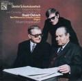 オイストラフのショスタコーヴィチ/ヴァイオリン協奏曲第1番 独EMI 2850 LP レコード