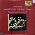クイケン兄弟のクープラン/趣味の融合第8&13番ほか 蘭PHILIPS(SEON) 2609 LP レコード