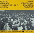 ベルティーニのマーラー/交響曲第5番ほか   独SWR   2850 LP レコード