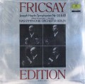 未開封:フリッチャイのハイドン/交響曲第100番「軍隊」&第101番「時計」 独DGG 2902 LP レコード