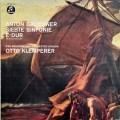 クレンペラーのブルックナー/交響曲第7番 独Columbia 2902 LP レコード