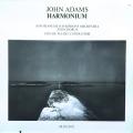 デ・ワールトのジョン・アダムス/「ハーモニウム」(長岡鉄男の外盤A級セレクション第2巻129 掲載盤)  独ECM M1701 LP レコード