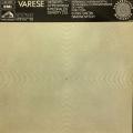 シモノヴィチのヴァレーズ/「砂漠」「ハイパープリズム」ほか  仏EMI M1701 LP レコード
