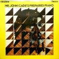 ティルベリーのケージ/「ミスター・ジョン・ケージのプリペアド・ピアノ」   蘭DECCA M1701 LP レコード