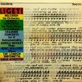 アサートンのリゲティ/「フルート、オーボエ、オーケストラのための二重協奏曲」ほか  英DECCA M1701 LP レコード