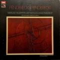 ペンデレツキの自作自演/「フォノグラミ」ほか  英EMI M1701 LP レコード