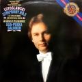 サロネンのルトスワフスキ/交響曲第3番&「眠りの空間」  蘭CBS M1701 LP レコード