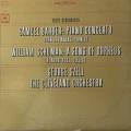 セルのバーバー/ピアノ協奏曲ほか  米Columbia M1701 LP レコード