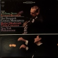 スターン&バーンスタインのバーバー&ヒンデミット/ヴァイオリン協奏曲集  米Columbia M1701 LP レコード