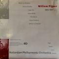 ラトルのペイペル/「6つの交響的エピグラム」ほか  蘭RP M1701 LP レコード